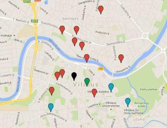 VilniusMap