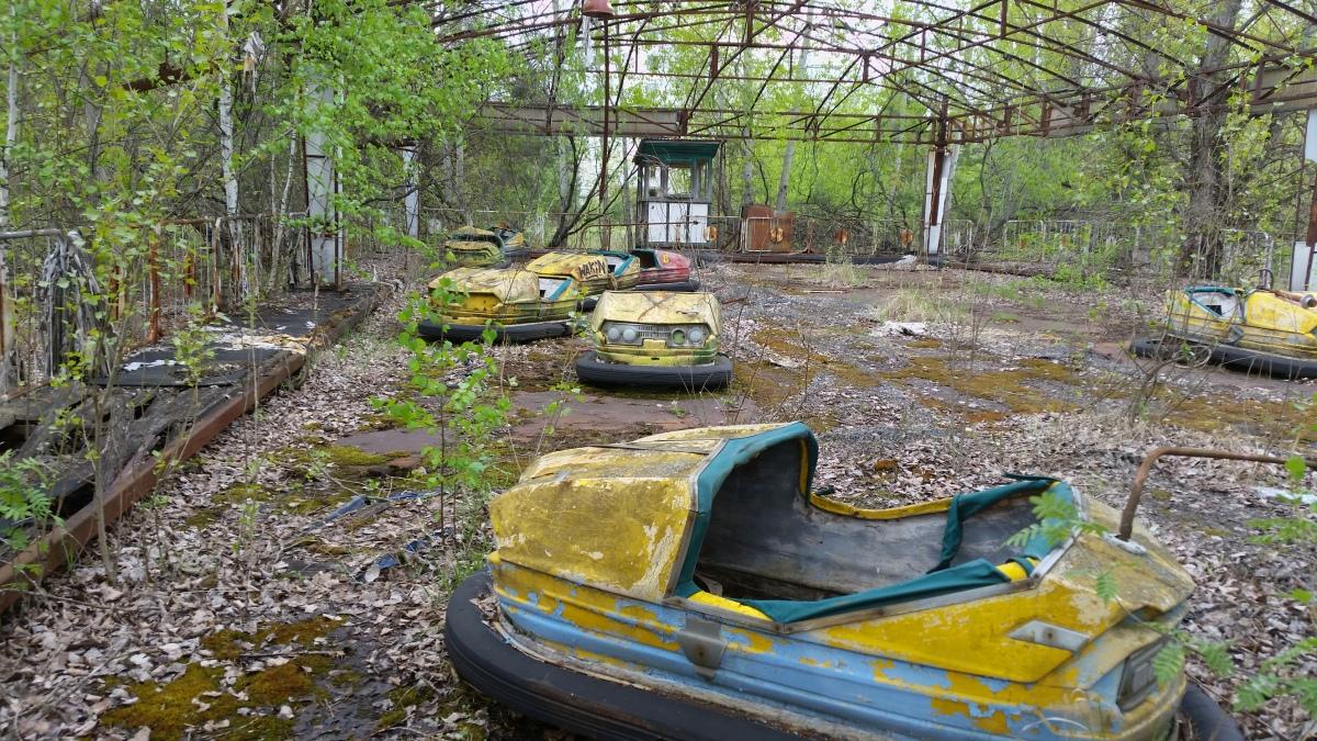 Ukraine (Chernobyl)