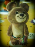 Misha the Olympic Bear