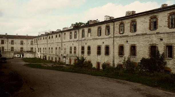 Patarei Courtyard