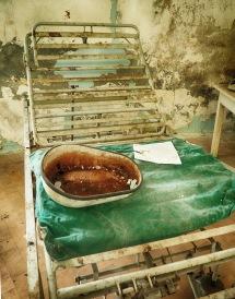 Medical Unit Bed