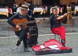 Piazza Navona Musicians