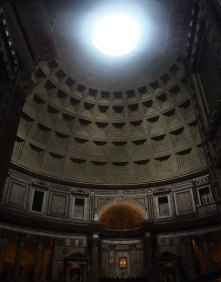 Pantheon Inside