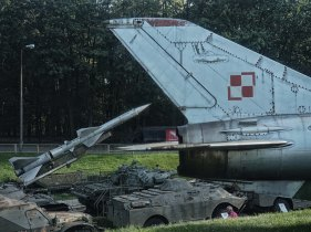 MiG-21 Fishbed Warsaw