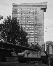Poland Warsaw tank Military Museum