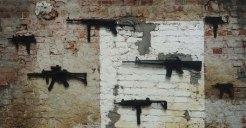 PM Shooter wall