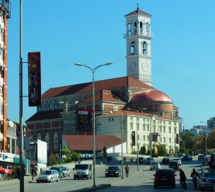 Cathedral of Blessed Mother Teresa Pristina