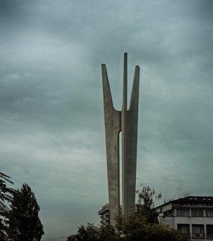 Priština (Приштина) Spomenik