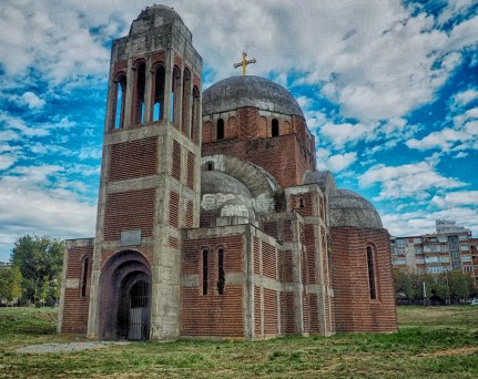 Church of Christ the Saviour, Pristina