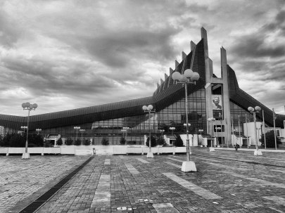 Palace of Youth and Sports, Kosovo