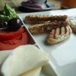 Macedonian breakfast