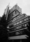 Nova Makedonija, former news publishing building
