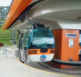 Vodno Cable Car