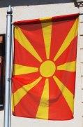 Macedonian flag (FYROM)