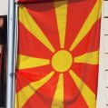 Macedonian flag (FYROM)