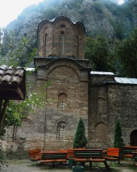 St. Andrew's Monastery at Matka