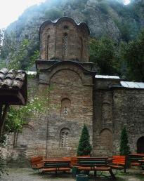 St. Andrew's Monastery at Matka