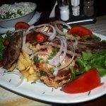 Mixed Grill (Macedonian, Balkan food)