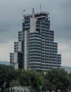 National TV station building, Skopje