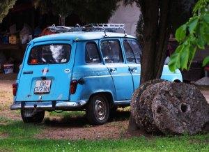 Old Zastava Cars of Former Yugoslavia