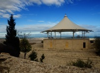 Qobustan canopy