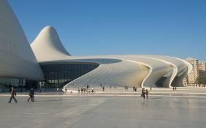 Heydar Aliyev Centre architecture