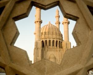 Largest mosque in the Caucasus