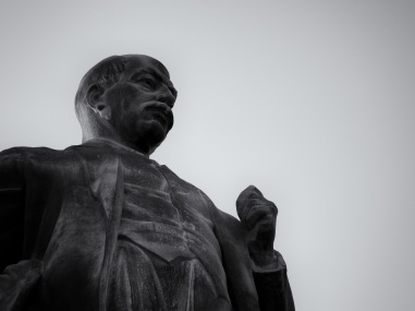Nariman Narimanov monument