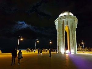 Eternal Flame Baku
