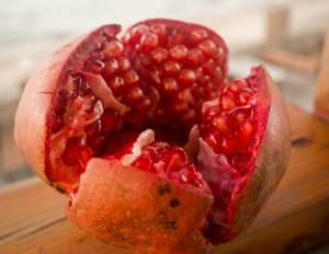 Pomegranate paradise