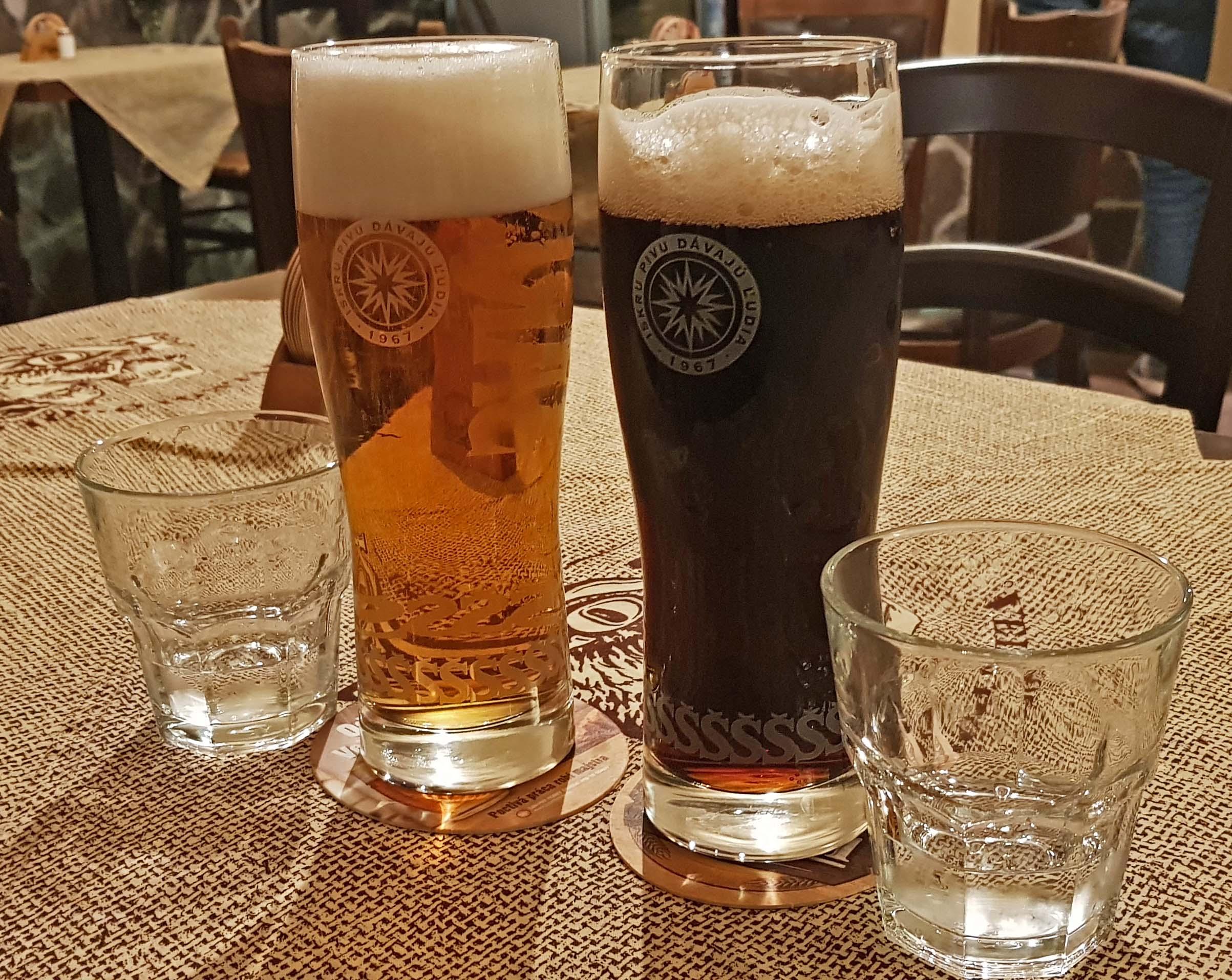 Slovak beers