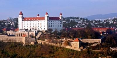 Bratislava Castle Pressburg