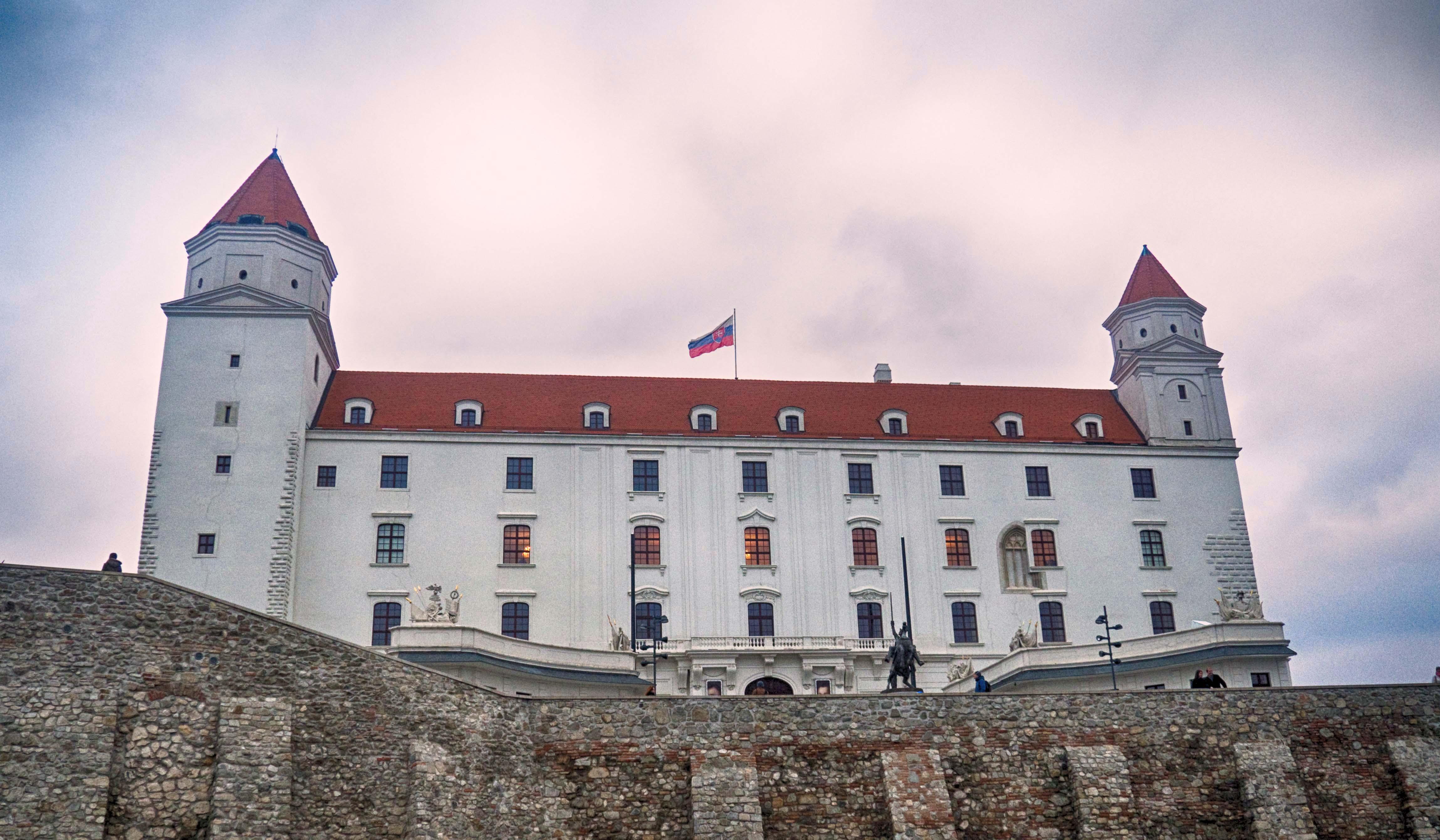 Pressburg Castle