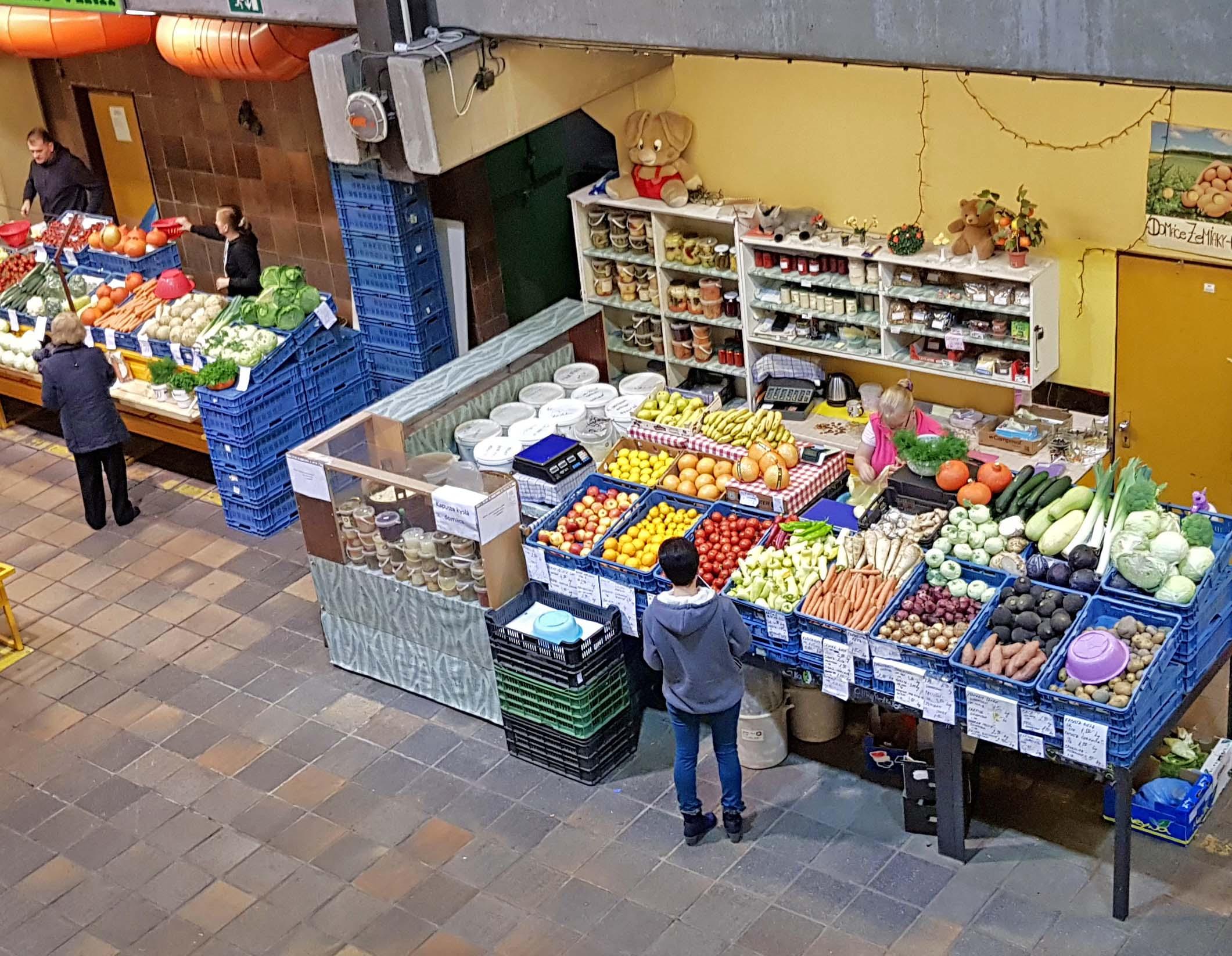 Tržnica farmer's market